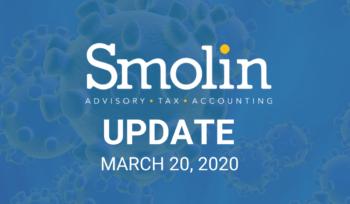 Smolin Update May 20, 2020