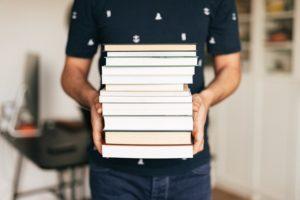 tax break on books